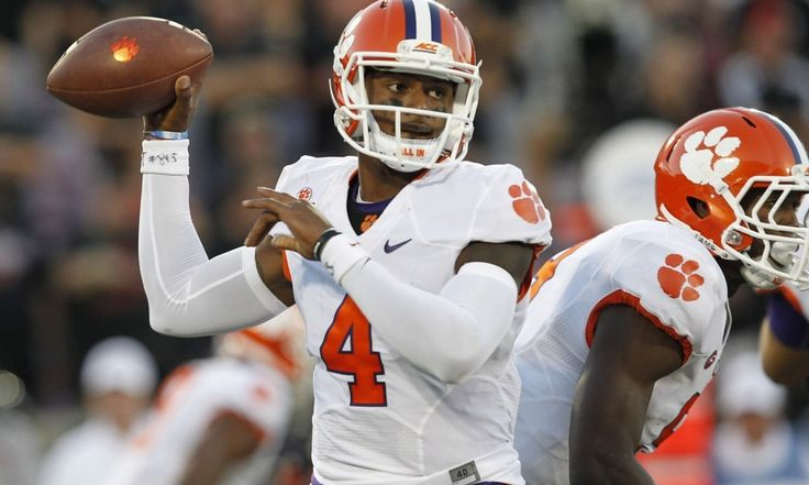 Matchup vs. Notre Dame Is Important for Clemson, ACC - The first month of the college football season is nearly complete, and four ACC teams will enter the month of October with undefeated records. Two of those — Clemson and Florida State — are among the top 12 teams in the AP Top 25 poll. One of those ranked squads faces a major test this weekend.....