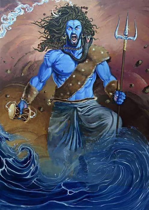 Om Namah Shivayah