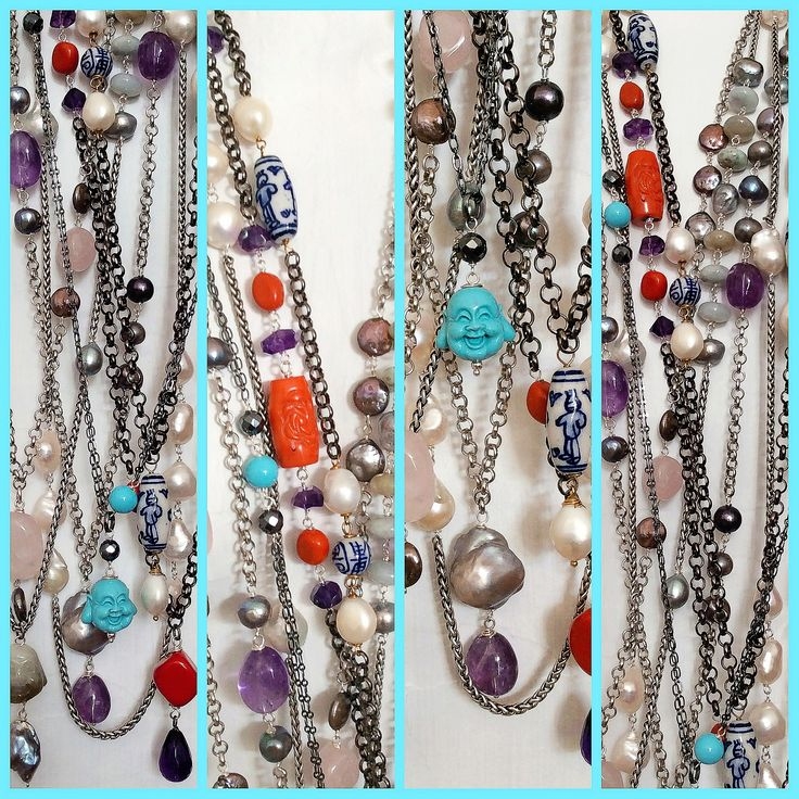 Is it ever enough.... Handmade on Capri, Italy.....by Capriology Jewelry!!!