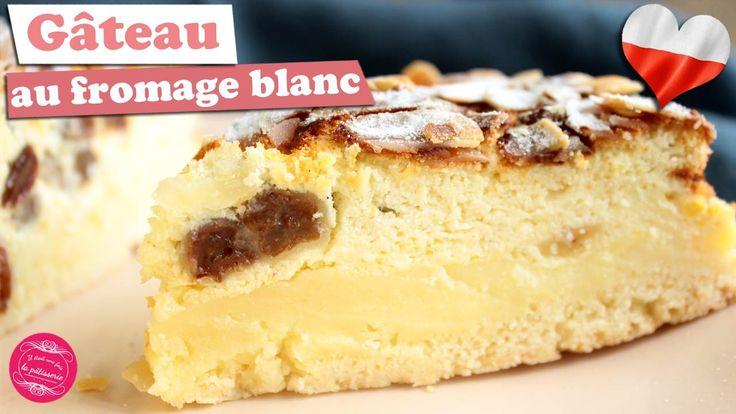 Le Sernik est un gâteau au fromage blanc polonais, à l'origine du cheesecake ! Il est très facile et rapide à faire, hyper moelleux et délicieux ! La recette...