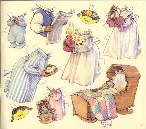 The Bushy Tail Family clothes page #1