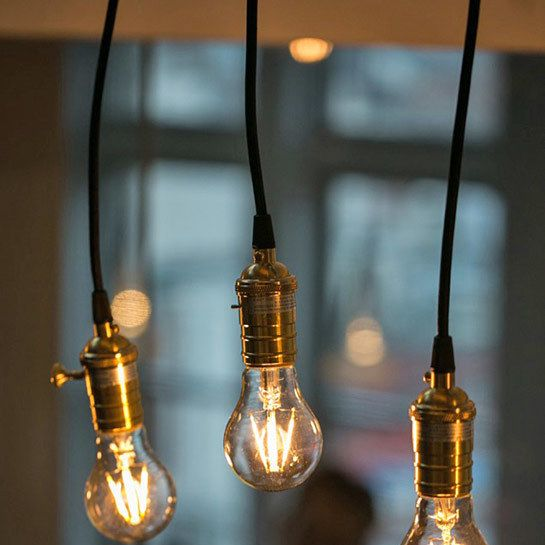 Roxy Bulb | LED Lights That Mimic the Look of Vintage Edison Bulbs