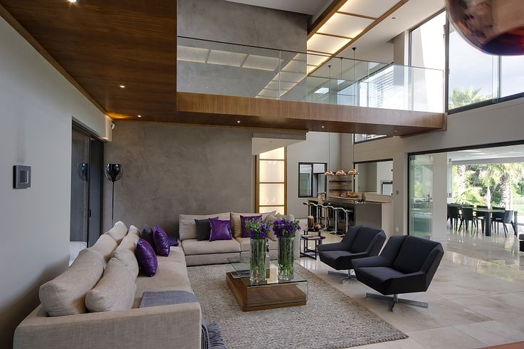 Dramatic Contemporary Residence Amazes With Stunning Design And Decor