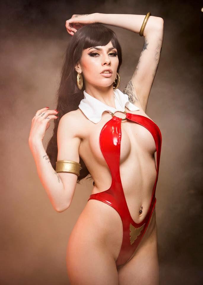 Sexy Kvindelige Cosplay Kostumer