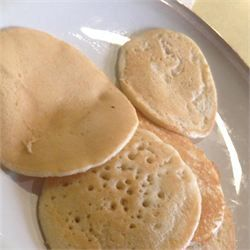 Vegan pancakes - Tried these and couldn't even tell it was vegan! They also looked better than the picture posted