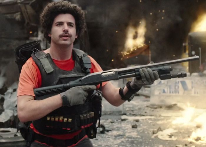 More Celebrities In Call Of Duty: Black Ops 2 Live Action Trailer