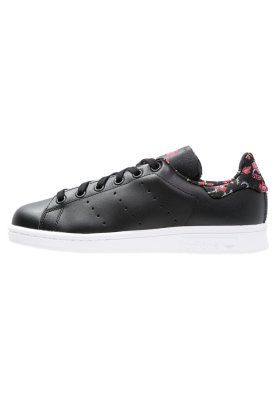 STAN SMITH  - Baskets basses - core black/vivid berry