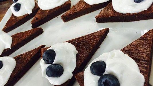 Rýchly čokoládový koláč pre začiatočníkov | Varený-pečený