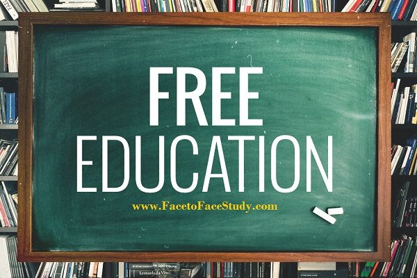 Education is an essential building block Have free educational experience at facetofacestudy  #FreeEducation #College #School #Students #Learning #Children #Tuition #EducationForAll #Teachers