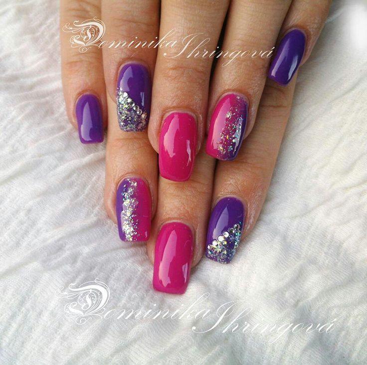 Opravdu krásné nehty