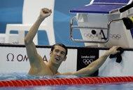 Michael Phelps | 2012 Summer Olympics