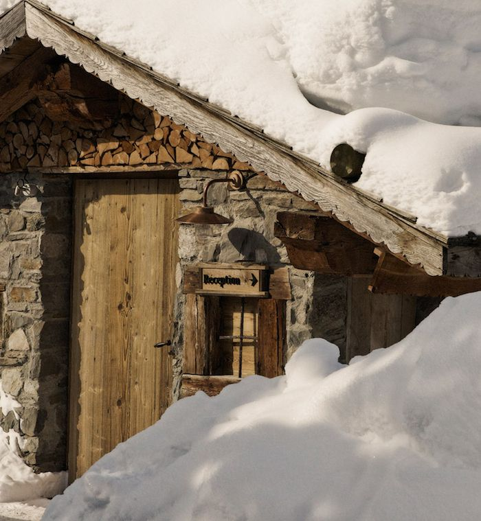Chalets in the Alps, Megève | Winter skiing and summer hiking | Nice Blog and Alpine Pictures