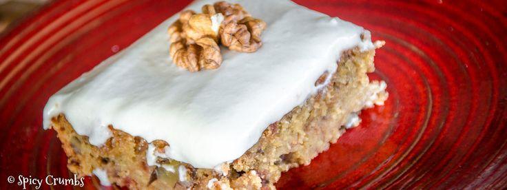 Upravila jsem si podle svých potřeb a zásob recept na koláč s červenou řepou od Davida Lebovitze, který jej pekl ještě skandovaným zázvorem a řepu měl syrovou. To jsem já…