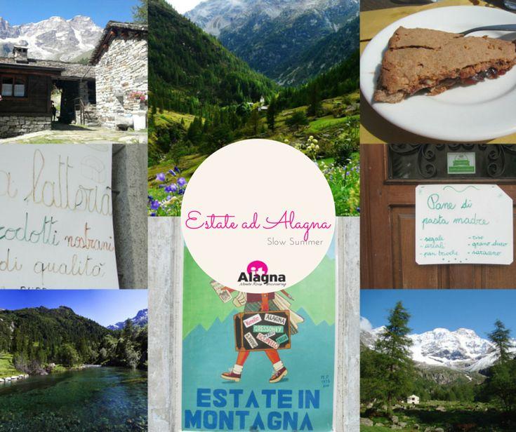 #Estate ad Alagna Valsesia: Slow Summer - #ecoturismo #vacanze  http://ow.ly/NqBUv