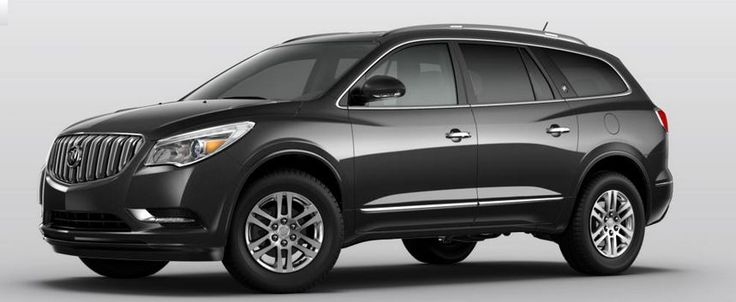 2015 @Buick Enclave: The Perfect Road Trip SUV @shebuyscars @gorving