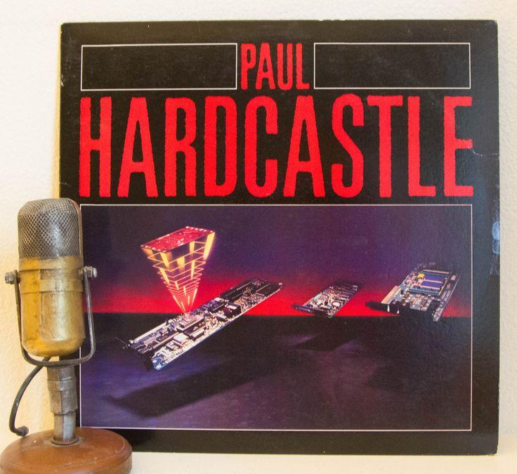 "Paul Hardcastle Vinyl Record Album LP 1980s Electronic Electronica Acid Jazz Dance Pop Hybrid ""Paul Hardcastle"" (1985 Chrysalis w/""19"")"