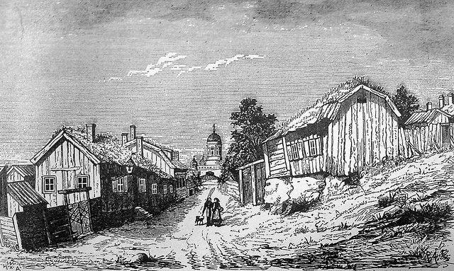 HelsinkiMid 1800's  photo credit: Sameli Kujala flickr
