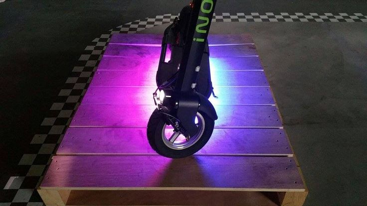 Inokim Quick LED lights