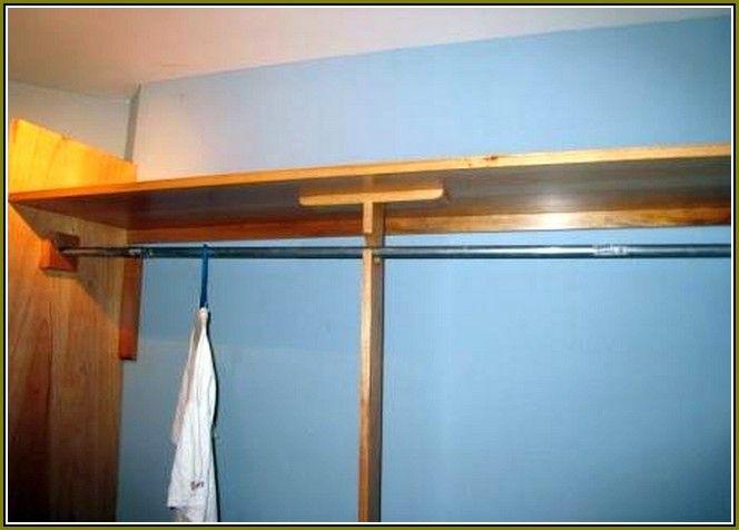 Center Closet Rod Support Closet 16973 Home Design Ideas Closet Rod Interior Design Styles Closet Rods