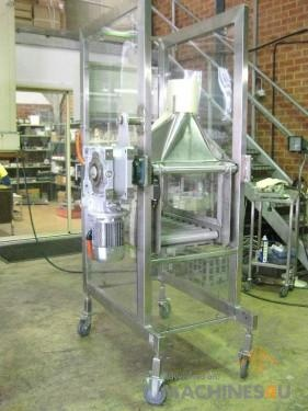 AUSMADE Bin /or Crate Tipper - http://www.machines4u.com.au/browse/Material-Handling/Bins-Containers-300/Tipping-Bins-2908/