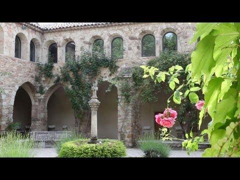 Château Sainte Roseline en Provence : grand cru et site classé