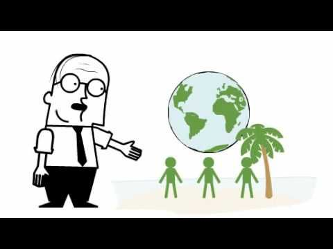 Watch this short animated movie explaining sustainability created for RealEyes by Igloo Animations