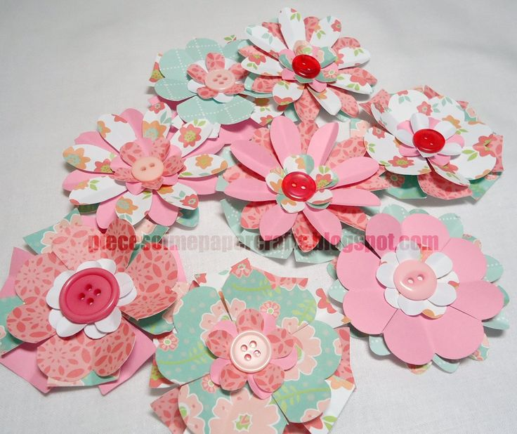 scrapbook paper crafts ideas 25 best ideas about scrapbook paper flowers on 5384