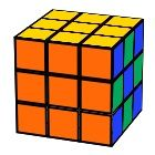 Are you tired solving your Rubik´s Cube always the same way or are you looking for a new challenge? Try to reproduce or invent some pretty patterns!