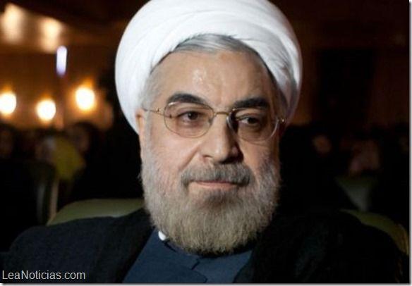 El presidente de Irán condena los asesinatos en nombre del islam - http://www.leanoticias.com/2015/01/09/el-presidente-de-iran-condena-los-asesinatos-en-nombre-del-islam/