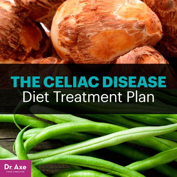 Celiac disease diet - Dr. Axe