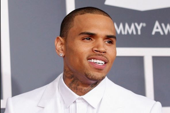 Chris Brown....great music, nasty person