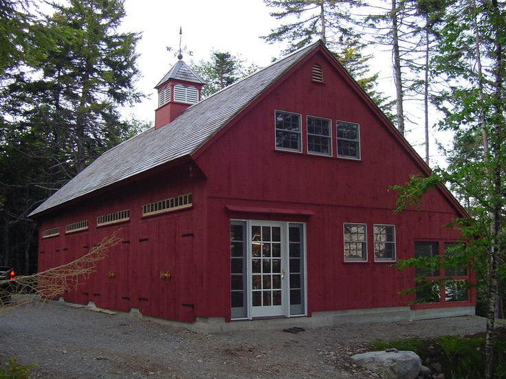 1000 images about 1 1 2 story saltbox on pinterest post for Saltbox barn