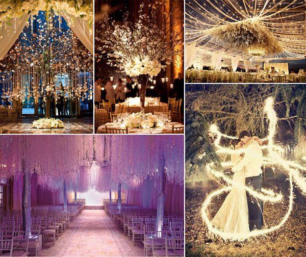 Top 8 trending wedding theme ideas 2014 wedding for Beautiful wedding decoration ideas
