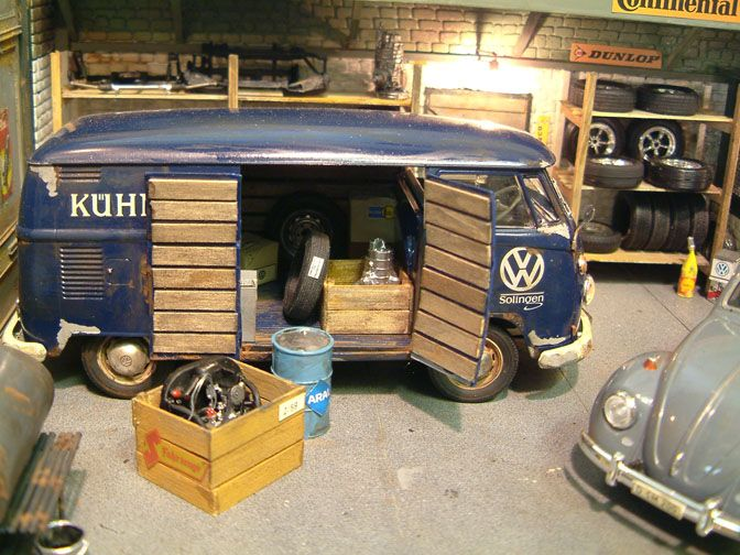 Model Cars Gt Gt Diorama Heaven Garages Scale Minis