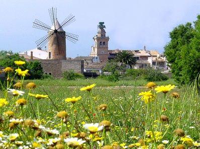 Algaida. #Mallorca