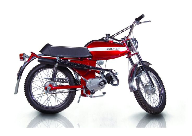 Solifer SM Speed 50cc '72