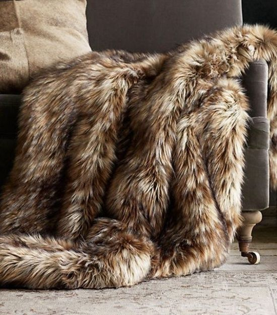 How to Decorate with Fur