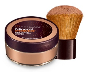 Mabelline mineral bronzer is way better than Bare Minerals and cheaper!!