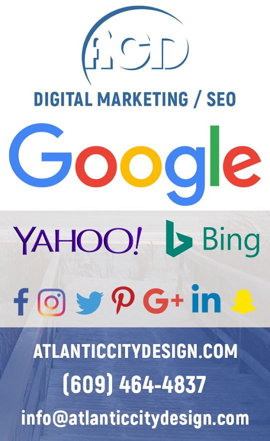 Search Engine Optimization Cape May County NJ