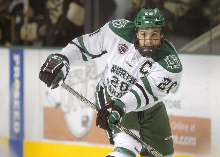 Congrats to Gage Ausmus, SJ Sharks prospect and Captain of the North Dakota Sioux, on winning the 2016 NCAA Championship 5-1 over #1 seeded Quinnipiac!