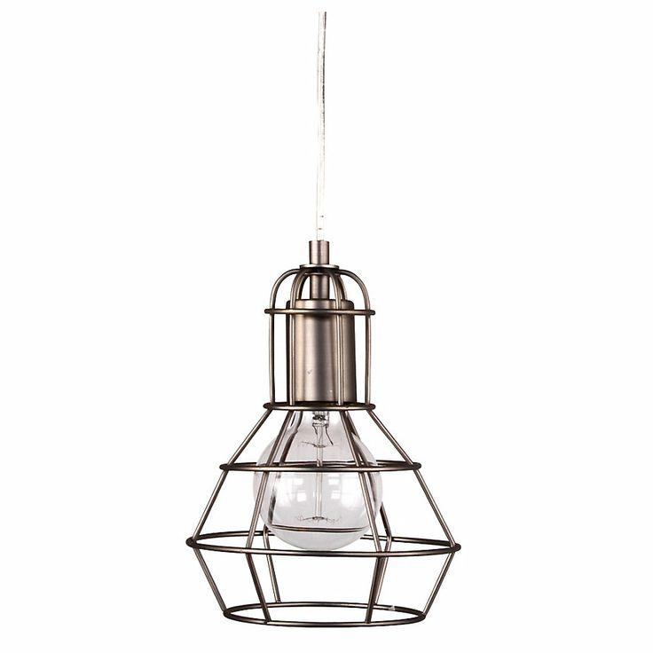 Lámpara de Colgar S13-453-Sodimac.com