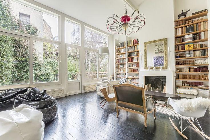 HAMEAU BOILEAU | Agence Immobilière Vaneau Paris