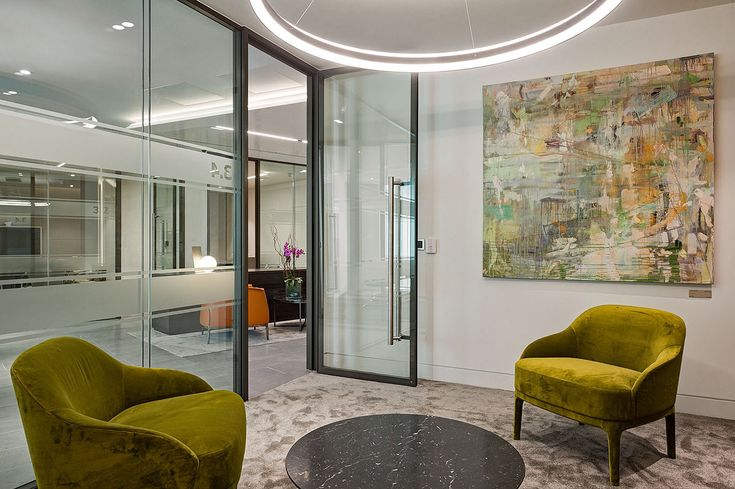 Hedge Fund Offices - London - 6