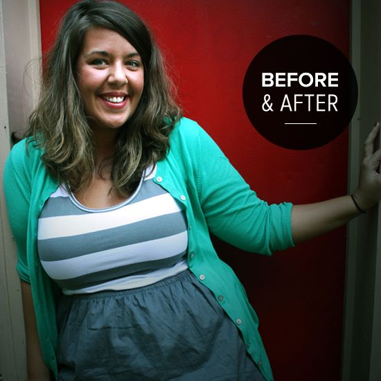 Find out how Ashley changed her habits and dropped over 100 pounds!