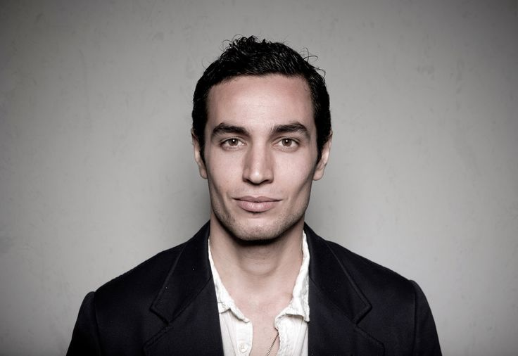 Palestinian actor Adam Bakri (OMAR, 2013). OMAR was nominated for the Best Foreign Language Film Oscar.