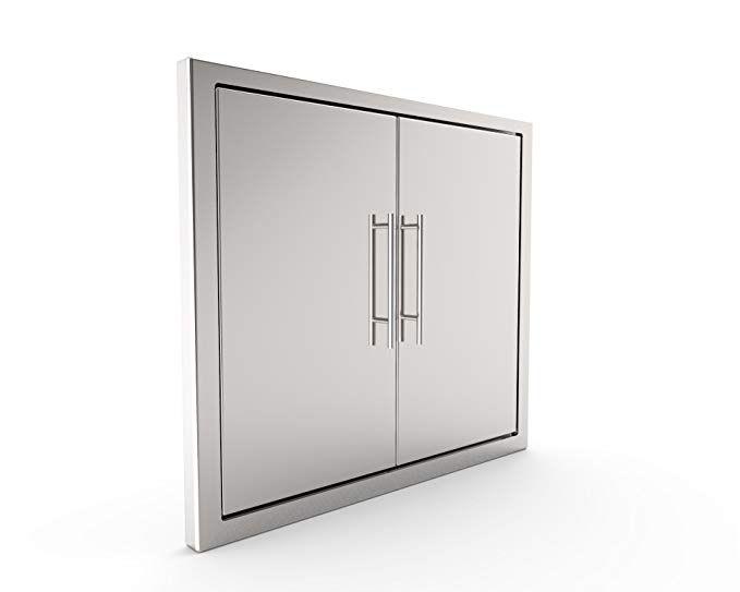 Bbq Access Door Elegant New Style 31 Inch 304 Grade Stainless Steel Bbq Island Outdoor Kitchen Access Doo Stainless Steel Bbq Paper Towel Holder Towel Holder