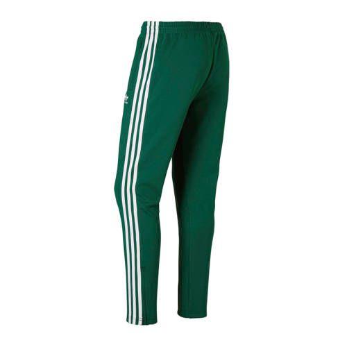 adidas Originals trainingsbroek groen - Trainingsbroek ...