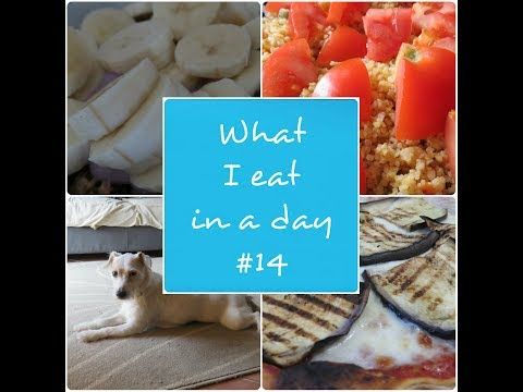 What I eat in a day #14
