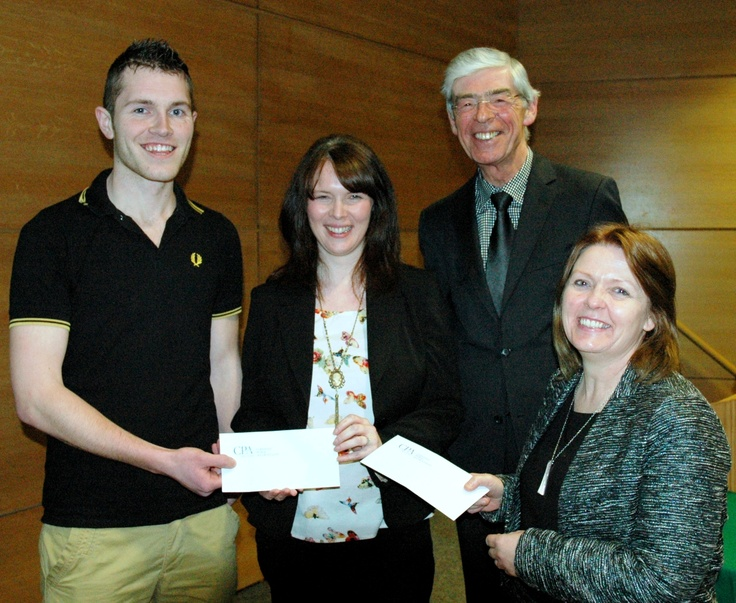 CPA Ireland Awards DKIT Students for Excellence