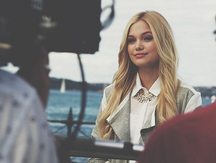 Olivia Holt From The Tinker Bell Movies Talks Super Awkward Moments And More